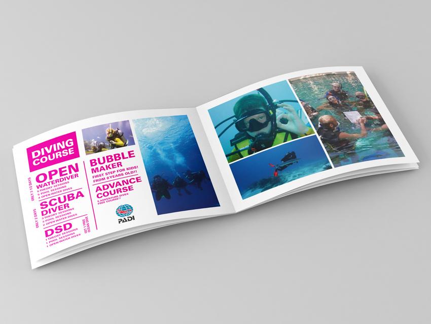 Catálogo actividades acuáticas & buceo // Dressel Divers
