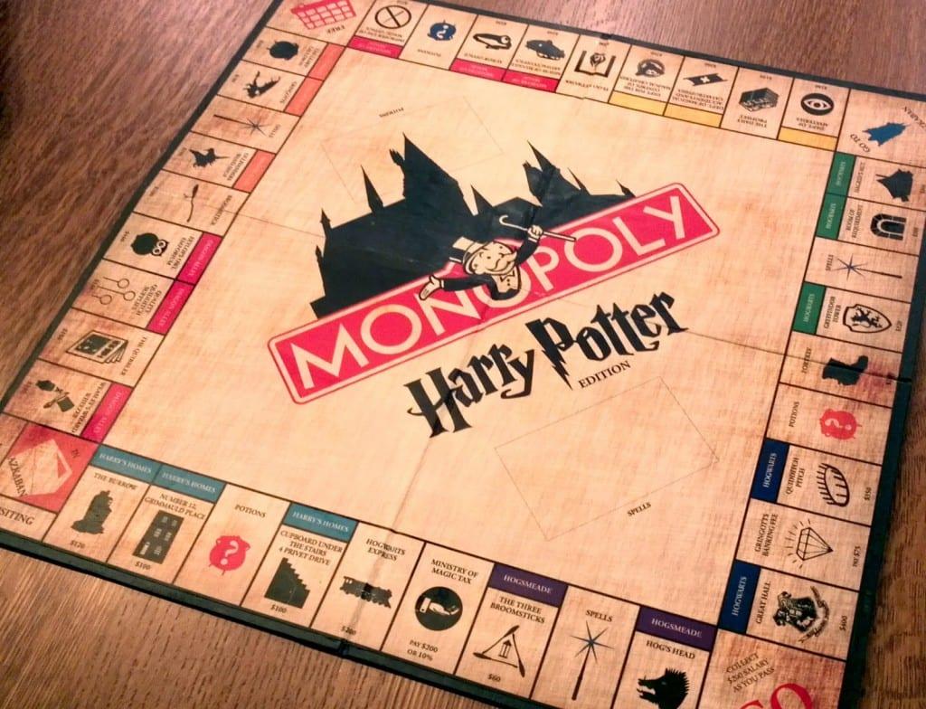 monopoly-Harry Potter post entrada blog Limonada Estudio