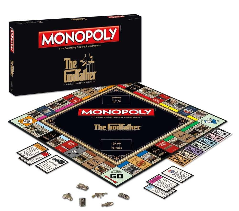 monopoly edición El Padrino post entrada blog Limonada Estudio