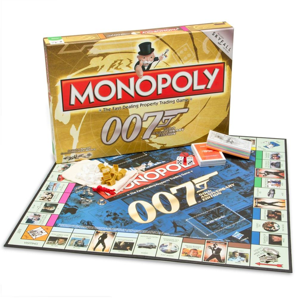 monopoly edición Skyfall 007 post entrada blog Limonada Estudio