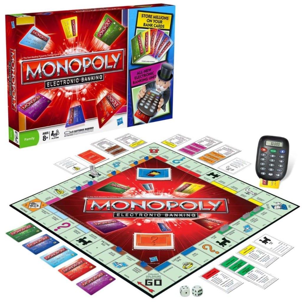 monopoly edición electrónica post entrada blog Limonada Estudio