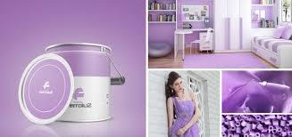 Violeta en Publicidad - Psicología del color
