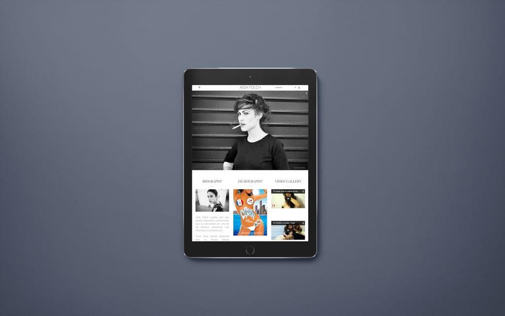 web-Aida-Folch-tablet-diseño-responsive